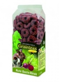 JR Farm Grainless Rote Beete-Ringe 100g