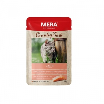 Mera Cat Country Taste Lachs 85g
