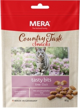 Mera Cat Country Tasty Snacks Ente 80g