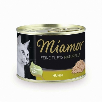 Miamor Feine Filets Naturelle Huhn 156g Dose