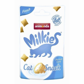 Animonda Snack Milkie Fresh Dental Care 30g
