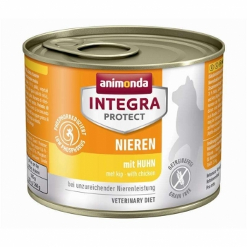 Animonda Cat Dose Integra Protect Niere mit Huhn 200g