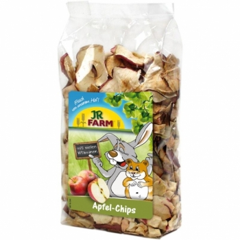 JR Farm Apfel-Chips 80g