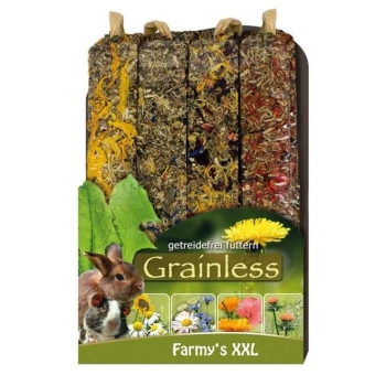 JR Farm FARMYs XXL Grainless 4er-Pack 450g