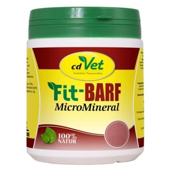 cdVet Fit-BARF MicroMineral 500 g