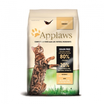 Applaws Cat Trockenfutter Huhn 7,5kg