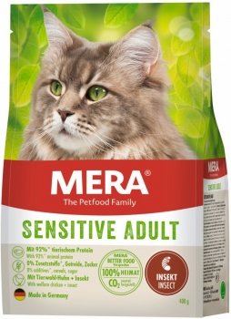 Mera Cats Sensitive Insekt 400g
