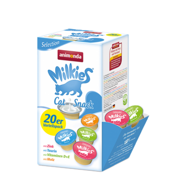Animonda Milkie Selektion 20x15g