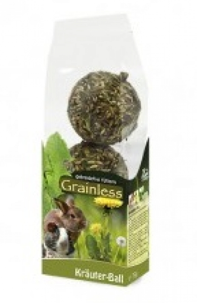 JR Farm Grainless Kräuter-Ball 3er 75g