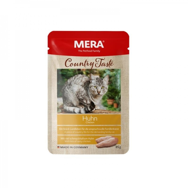 Mera Cat Country Taste Huhn 85g